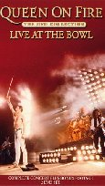 Queen on Fire — Live at the Bowl